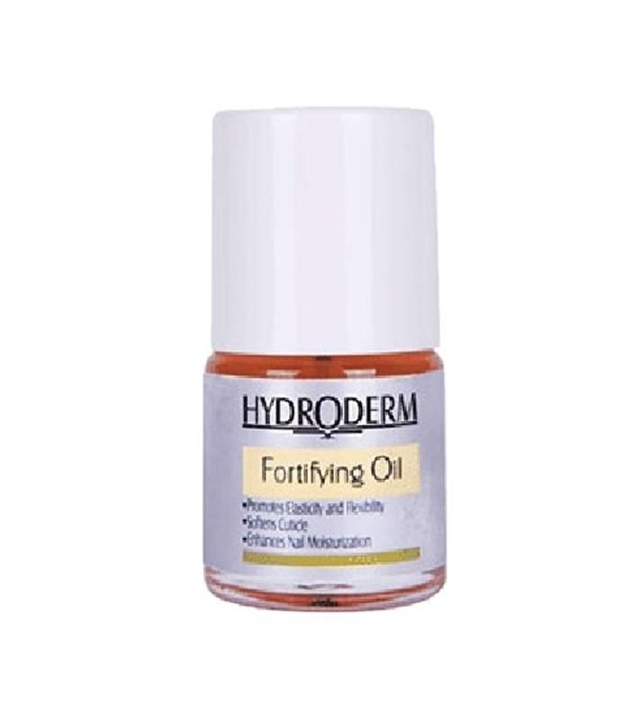 روغن تقویت کننده ناخن هیدرودرم فورفیفینگ Hydroderm Nail Fortifying Oil 8ml  