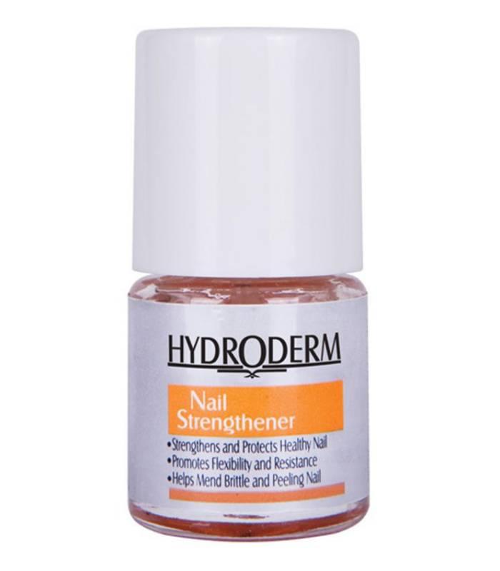 محلول استحکام بخش ناخن هیدرودرم استرنجنر Hydroderm Nail Strengthener 8ml |