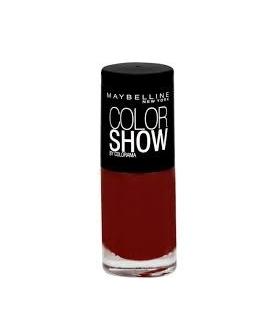 لاک ناخن میبلین مدل ووآ کالر شو کندی اپل Maybelline Vao Color Show Candy Apple Nail Polish 15