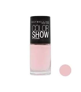 لاک ناخن میبلین مدل ووآ کالر شو 77 Maybelline Vao Color Show Nebline Nail Polish 77