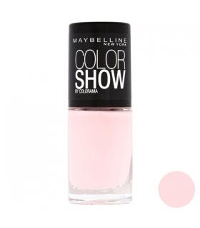 لاک ناخن میبلین مدل ووآ کالر شو بالرینا Maybelline Vao Colorshow Ballerina Nail Polish 70