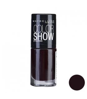 لاک ناخن میبلین مدل ووآ کالر شو بری فیوزن Maybelline Vao Color Show Berry Fusion Nail Polish 354