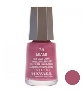 لاک ناخن ماوالا مدل مینی میامی شماره 75 Mavala Mini MiamiNail Polish 75