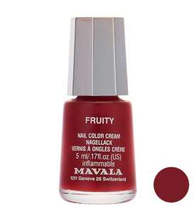 لاک ناخن ماوالا مدل مینی فروتی شماره 260 Mavala Mini Fruity Nail Polish 26