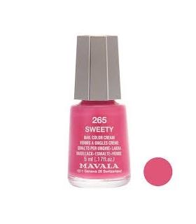 لاک ناخن ماوالا مدل مینی سویتی شماره 265 Mavala Mini Sweety Nail Polish 265