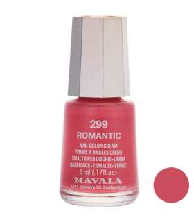 لاک ناخن ماوالا مدل مینی رومانتیک شماره 299 Mavala Mini Romantic Nail Polish 299