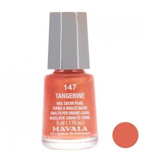 لاک ناخن ماوالا مدل مینی تانگرین شماره 147 Mavala Mini Tangerine Nail Polish 147