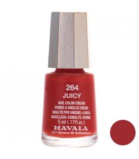 لاک ناخن ماوالا مدل مینی جویسی شماره 264 Mavala Mini Juicy Nail Polish 264