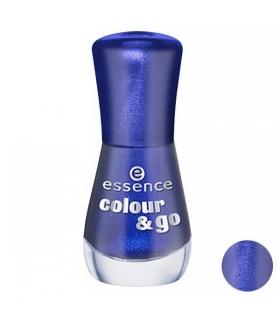 لاک ناخن اسنس مدلکالر اند گو 180 Essence Colour And Go Nail Polish 180