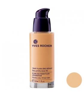 کرم پودر ایو روشه مدل 200 Yves Rocher Flawless Finish Fluid Beige 200 Foundation 30ml