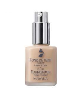 کرم پودر ماوالا سری Fluid مدل Naturel 510.01 Mavala Fluid Foundation Naturel 510.01