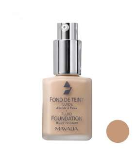 کرم پودر ماوالا سری Fluid مدل Beige Rose 510.03 Mavala Fluid Foundation Beige Rose 510.03
