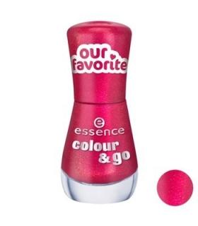 لاک ناخن اسنس مدل کالر اند گو 169 Essence Colour And Go Nail Polish 169