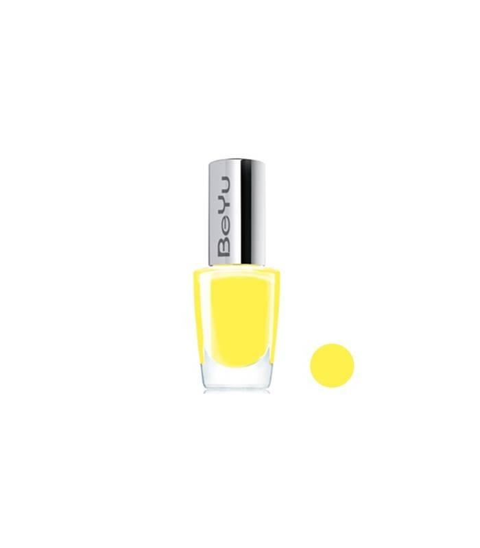 لاک ناخن بی یو مدل نئون اسپلش 982 BeYu Neon Splash Nail Polish 982