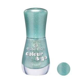 لاک ناخن اسنس مدل کالر اند گو 190 Essence Colour And Go Nail Polish 190