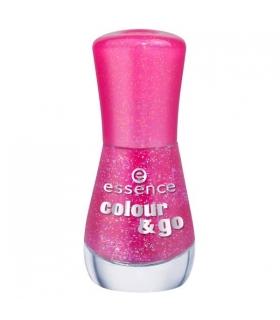 لاک ناخن اسنس مدل کالر اند گو 105 105 Essence Colour And Go Nail Polish