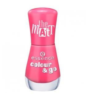 لاک ناخن اسنس مدل کالر اند گو 185 185 Essence Colour And Go Nail Polish