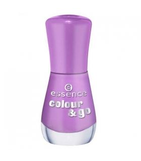 لاک ناخن اسنس مدل کالر اند گو 174 174 Essence Colour And Go Nail Polish