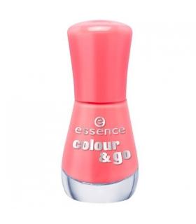 لاک ناخن اسنس مدل کالر اند گو 109 Essence Colour And Go Nail Polish 109