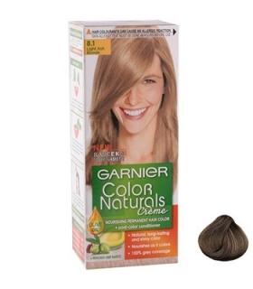 کیت رنگ مو گارنیه کالر نچرالز شید شماره 8.1 Garnier Color Naturals Shade 8.1 Hair Color