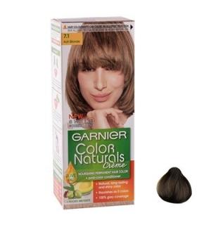 کیت رنگ مو گارنیه کالر نچرالز شید شماره 7.1 Garnier Color Naturals Shade 7.1 Hair Color