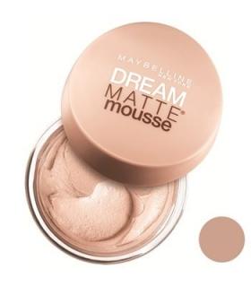 موس میبلین مدل دریم مت موس سیبل 30 Maybelline Dream Matte Mousse Sable 30