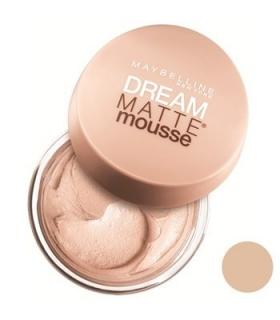 موس میبلین مدل دریم مت موس بیگ دور 21 Maybelline Dream Matte Mousse Beige Dore 21
