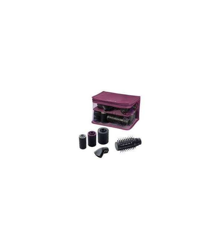 سشوار برس دار با رول های بیگودی رمینگتون ای اس 7055 Remington AS7055 Hair Shaping