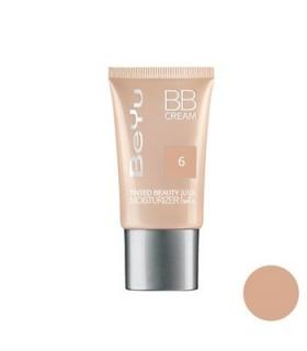 کرم پودر بی یو مدل بی بی سی کرم 6 BeYu BB Cream Foundation 6