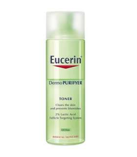 تونر اوسرین مدل درمو پریفیر Eucerin Dermo Purifyer Toner