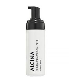 موس پاک کننده صورت آلسینا مدل نامبر وان Alcina No 1 Cleansing Mouse