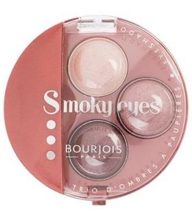 سایه چشم بورژوآ مدل اسموکی آیز تریو 05 Bourjois Smokey Eyes Trio Eyeshadow 05