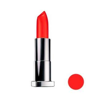 رژ لب جامد میبلین مدل سی اس ویویدز رال 912 Maybelline Cs Vivids Ral NU 912 Vibrant Mandar Lipstick