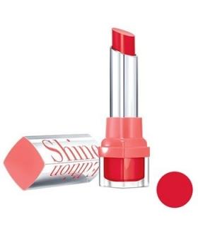 رژ لب جامد بورژوآ مدل Shine Edition شماره 21 Bourjois Shine Edition Gloss 21