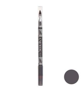 مداد چشم برس دار بورژوآ مدل افکت اسموکی شماره 74 Bourjois Effet Smoky Eye Pencil 74