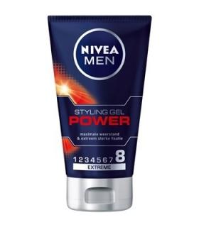 ژل حالت دهنده ی موی مردانه نیوآ مدل پاور Nivea Power Styling Gel For Men