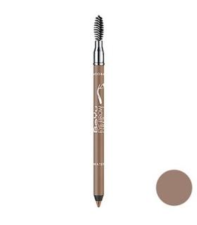 مداد ابرو بی یو مدل لاینتر دبلیو پی 7 BeYu Liner WP Eyebrow Pencil 7