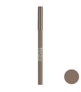 مداد ابرو بی یو مدل لاینر 6 BeYu Liner Eyebrow Pencil 6