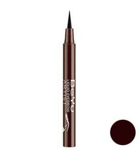 مداد ابرو بی یو مدل لیکوئید آرتیست 6 BeYu Liquid Artist Eyebrow Pencil 6