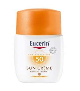 کرم ضد آفتاب رنگی اوسرین Tinted Sunscreen Cream SPF50