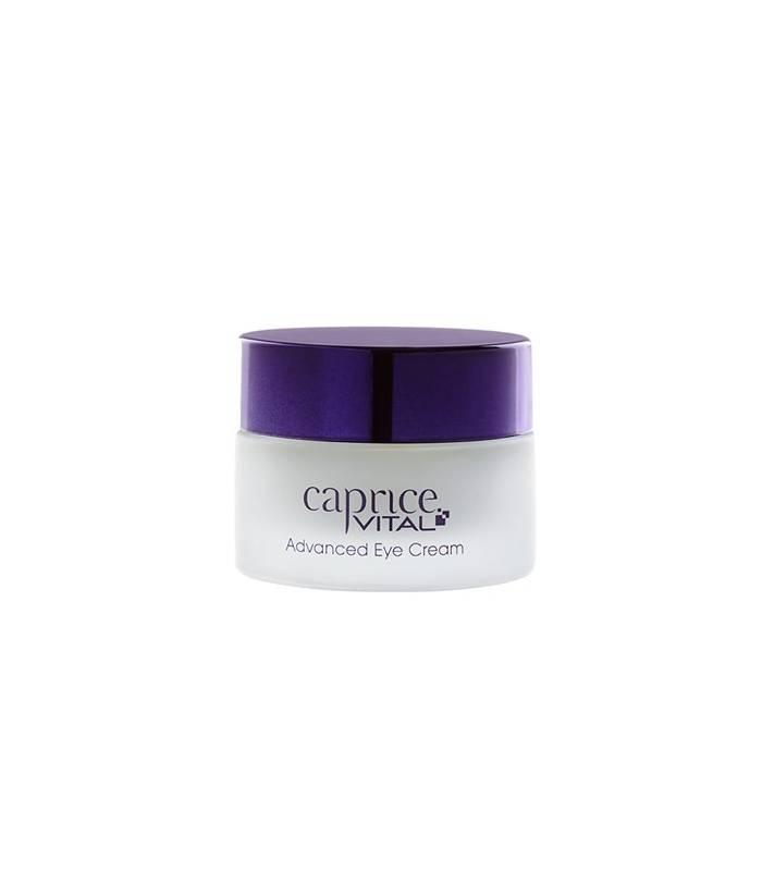 کرم ضد چروک و خستگی دور چشم کاپریس مدل ادونس Caprice Advance Eye Gel