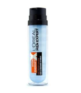 ژل مرطوب کننده مخصوص ریش لورآل سری Men Expert مدل هیدرا انرژتیک LOreal Men Expert Hydra Energetic For Stubble Moisturiser Gel