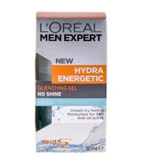 ژل آب رسان لورآل سری Men Expert مدل هیدرا انرژتیک LOreal Men Expert Hydra Energetic Quenching Gel