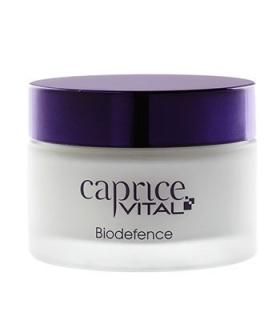 کرم محافظت کننده کاپریس مدل بیودفنس مخصوص پوست حساس Caprice Biodefence Moisturizing Cream
