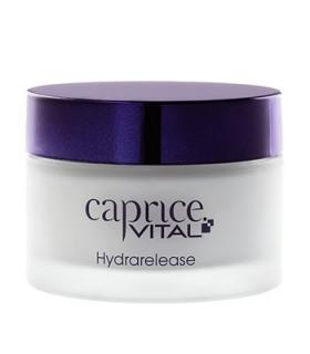 کرم مرطوب کننده و تغذیه کننده کاپریس مدل 24ساعته هیدرارلیز Caprice Hydrarelease 24H Moisturizing Cream
