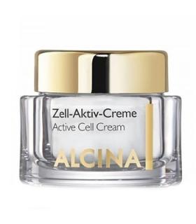 کرم ضد چروک آلسینا مدل اکتیو سل Alcina Active Cell Anti-Ageing Cream