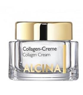 کرم ضد چروک آلسینا مدل کلاژن Alcina Collagen Anti-Ageing Cream