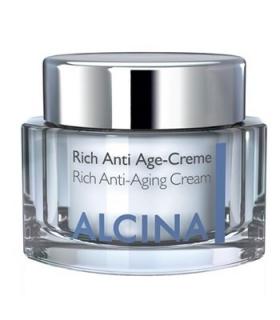 کرم ضد پیری (ضد چروک) آلسینا مدل ریچ Alcina Rich Anti-Age Cream
