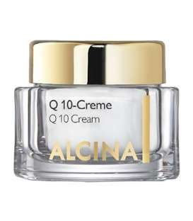 کرم ضد چروک آلسینا مدل کیو 10 Alcina Q10 Anti-Ageing Cream