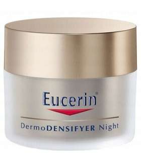 کرم ضد چروک و لیفتینگ قوی شب اوسرین مدل درمودنسی فایر Eucerin DermoDensifyer Night Anti Wrinkle